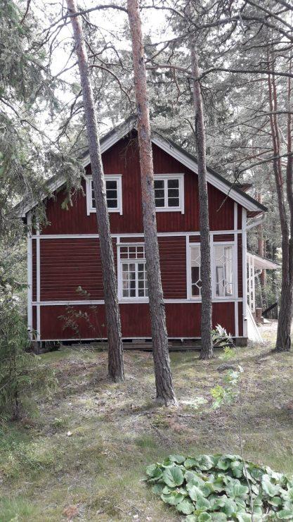 Kuuselan maja