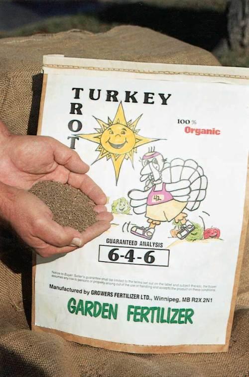 Growers Turkey Trot - Qty. 20 kg
