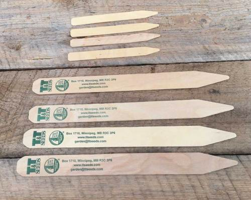 """Bed Flat Stakes 6""""x5/8"""" - Qty. each"""