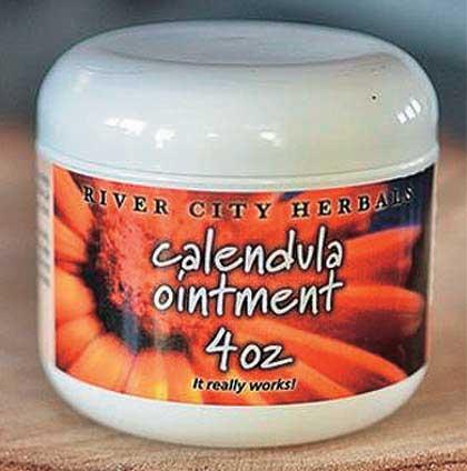 Calendula Ointment - Qty. 4 oz
