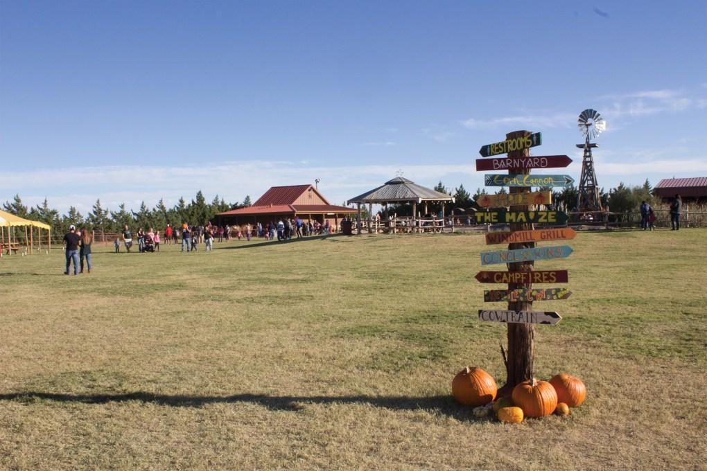 At'l Do Farms Entrance Sign