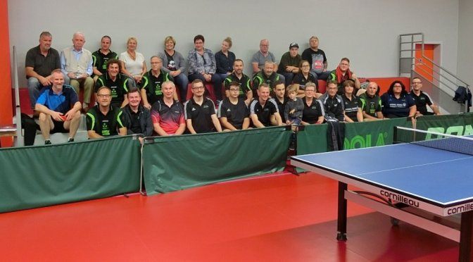 Tischtennis-Partnerschaftstreffen in Rosheim