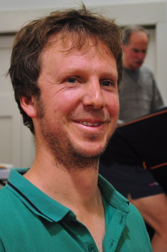 Andrew Budden U40s Champ