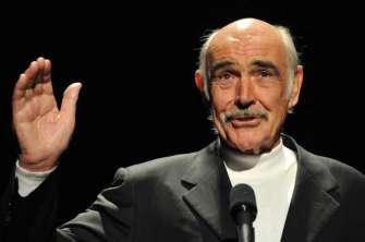 Bye bye Sean Connery