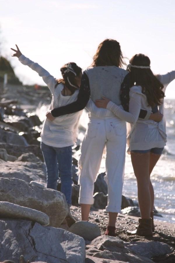 Fashion Videographer   Boho Beach Shoot