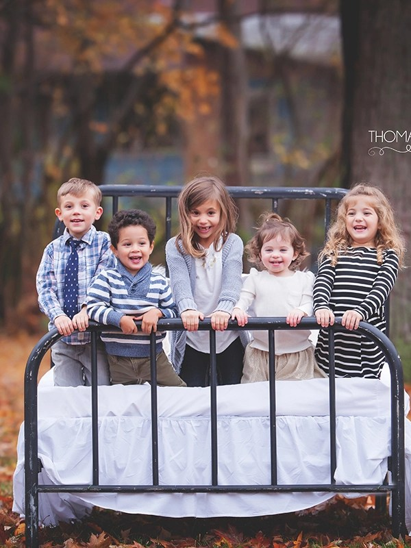 Cleveland Photographer | The Fab Five