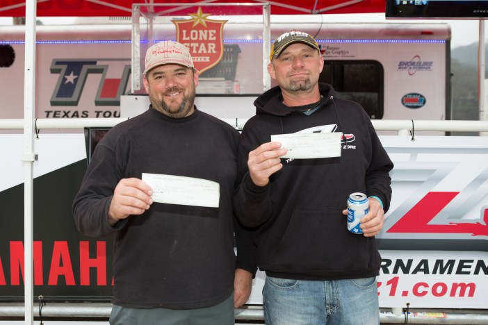 11TH PLACE - CHARLES WHITED / BILL POLKINHORN