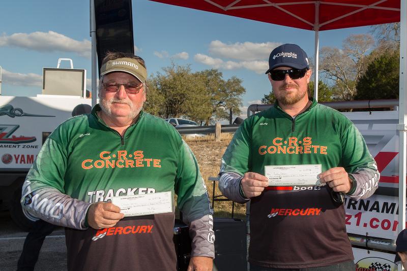 Texas Bass Fishing Results Canyon Lake Ttz Texas