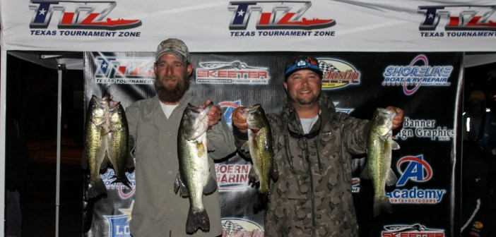 Brooke and Ellis win Travis Tuesday with 13.10 lbs