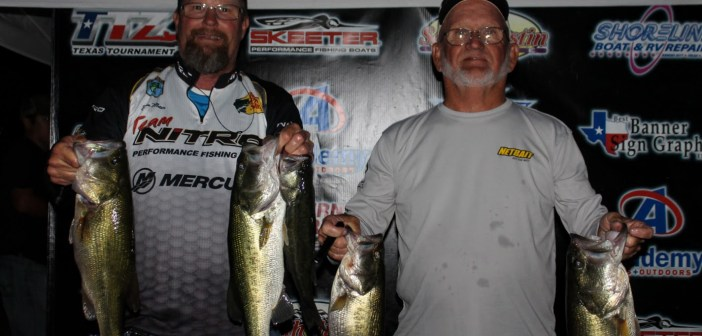 Mater and Warren win Travis Tuesday with 15.63 lbs
