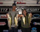 Stacks and Larson win Travis Tuesday with 13.39 lbs