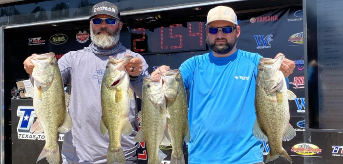 GARRETT HENNIG & BRANDON MCQUEEN TOP 133 TEAMS ON BUCHANAN WITH 21.54 TO WIN $10,000
