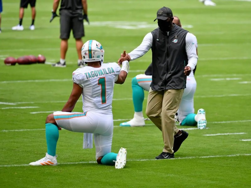Dolphins Continue to Build around Tua in Free Agency 3/17