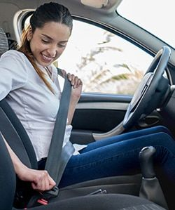 cinturones de seguridad