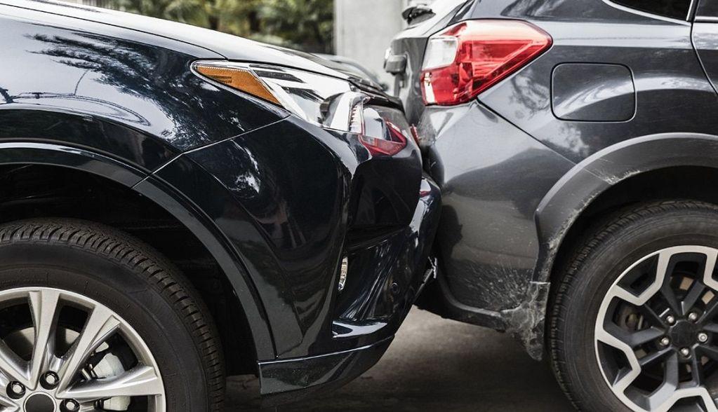 accidente de automóvil