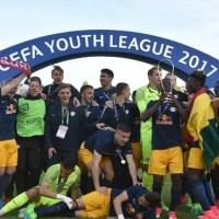 """""""MOHA"""" Y LA UEFA YOUTH LEAGUE"""