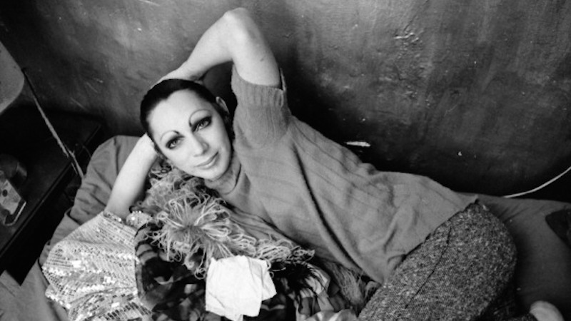 Holly Woodlawn, musa salvaje de Lou Reed y Warhol