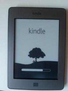 Kindle Restarts