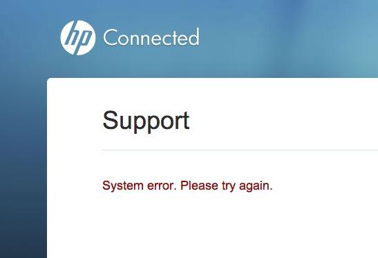HP Cloud Service Has Epic Fail