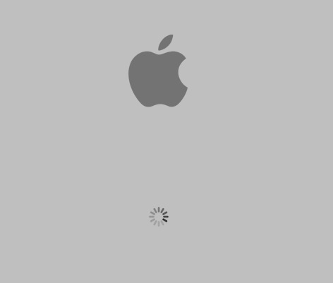 Mac OS X rebooting