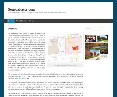 Seneca desktop