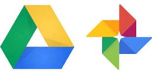Google Drive, Google Photos