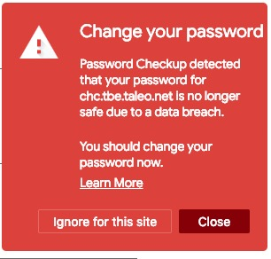 Read more about the article Is that Web Password Safe or Hacked?