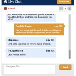 Legalshield chat