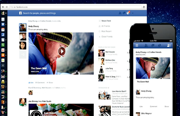 New Facebook Timeline = Google+