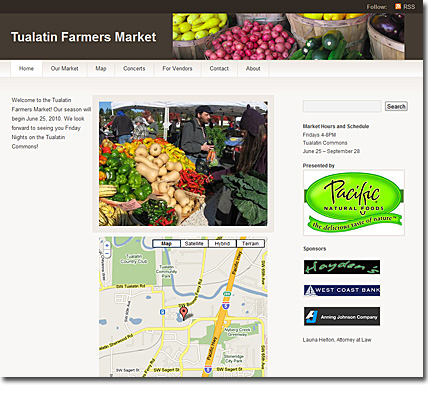 Tualatin Farmers Market