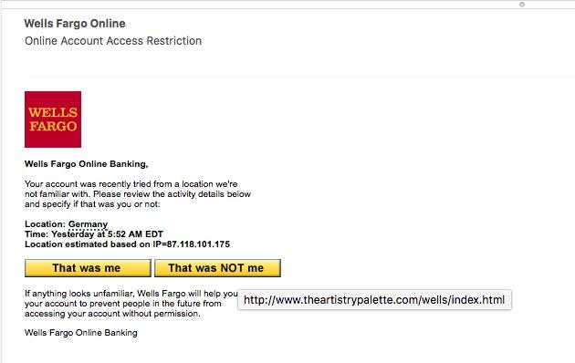 Banking Phishing