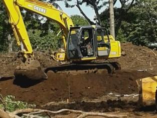 Alquiler de maquinaria y movimientos de tierra