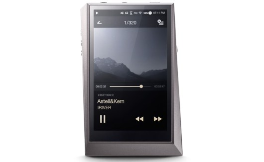 Astell&Kern AK320 reproductor de audio portátil