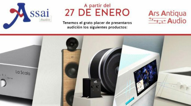 Assai Audio celebra audiciones en Madrid