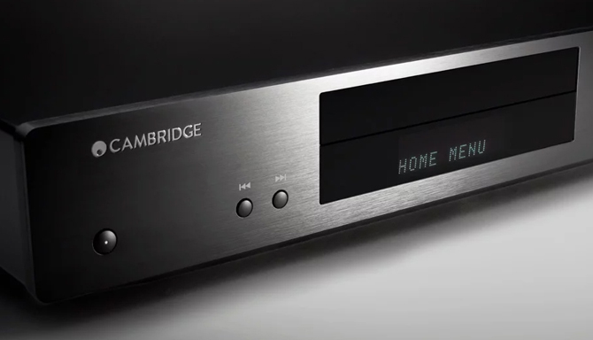 CAMBRIDGE AUDIO CXUHD, reproductor UHD