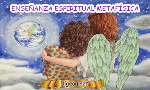 ENSEÑANZA ESPIRITUAL METAFÍSICA PARA HOY 10/01/2019