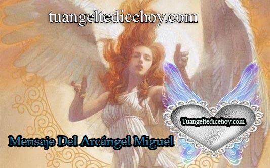 MENSAJE DEL ARCÁNGEL MIGUEL PARA HOY 27 DE MAYO