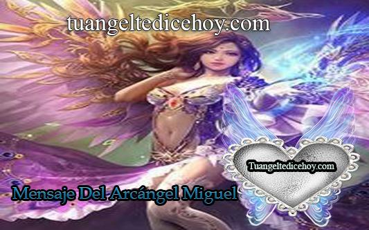 MENSAJE DEL ARCÁNGEL MIGUEL 29 DE MAYO