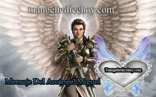 """MENSAJE DEL ARCÁNGEL MIGUEL PARA HOY 04 DE JULIO """"EL AMOR"""""""