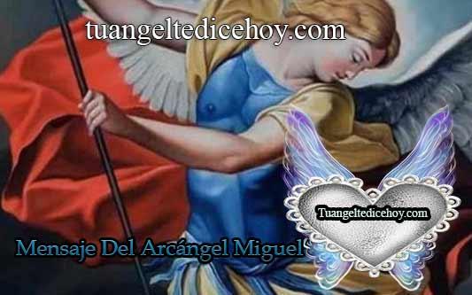 """MENSAJE DEL ARCÁNGEL MIGUEL PARA HOY 21 DE AGOSTO """"TODO EL PODER"""""""