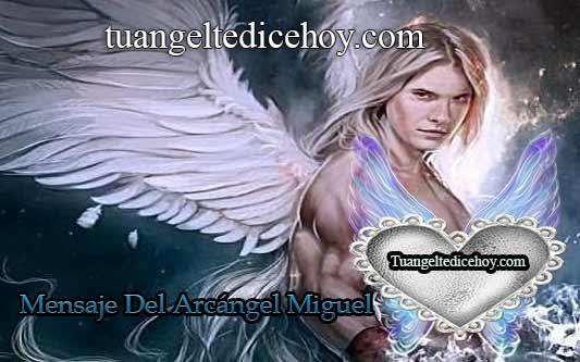 """MENSAJE DEL ARCÁNGEL MIGUEL PARA HOY 22 DE AGOSTO """"PAZ INTERIOR"""""""