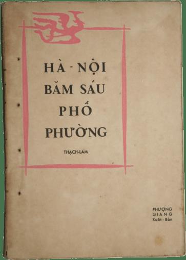 Ha Noi 36 pho phuong