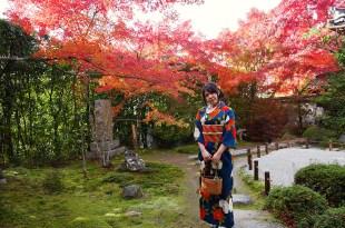 [自助旅行] 京都和服體驗推薦店家,TEKUTEKU京都