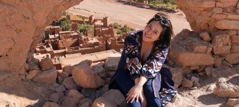 [摩洛哥自助旅行] 艾本哈杜古城,世界遺產,冰與火之歌的拍攝景點(Ait Ben Haddou )