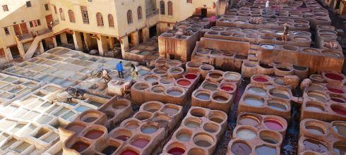[摩洛哥自助旅行] 迷宮之城,絕對迷路的費斯Fez,費茲,菲斯