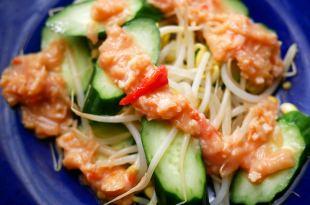 [食譜] 泰式鮮蝦醬做法,蔬菜沾醬做法(น้ำพริกกุ้งสด)