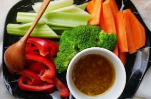[食譜] 熱水澡沙拉醬汁做法,皮耶蒙熱水澡沙拉醬