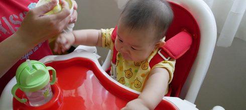 [育兒] 寶寶餐椅推薦,myheart餐椅實測好用!大寶寶必備!