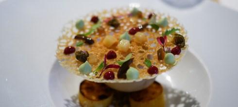 味蕾最愛你:態芮 Tairroir,法式台菜之路。(米其林二星餐廳,台北劍南捷運站)