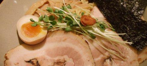 味蕾最愛你:樂麵屋---叉燒蕃茄豚骨沾醬麵